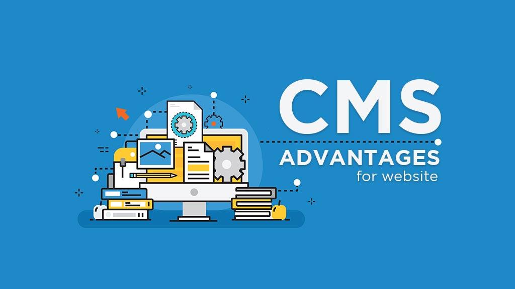 Advantages Content Management System Popular Website