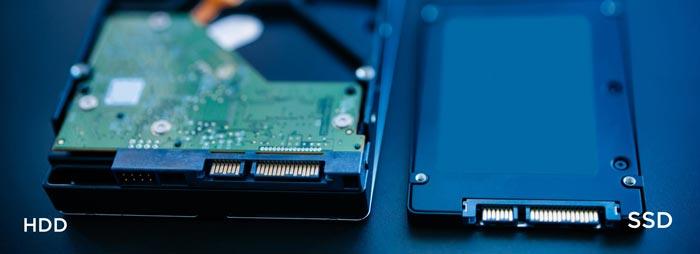 Comparison Between HDD SSD Cloud Hosting