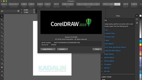CorelDRAW 2019 MacOS Full