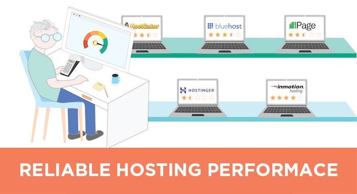 Important Factors Choosing Hosting Website