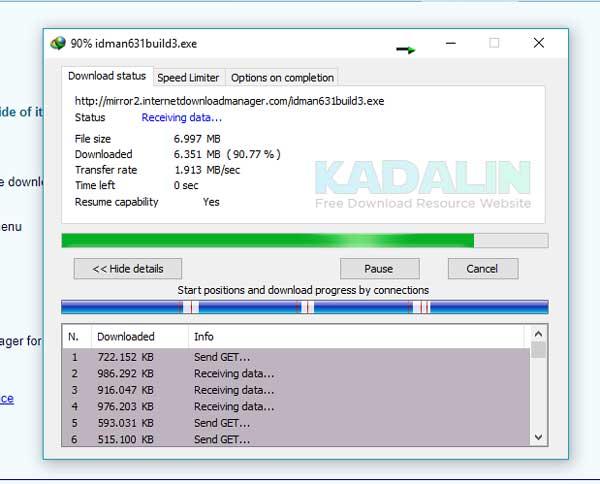 Idm Full Crack 6 38 Build 16 Free Download Pc Kadalin