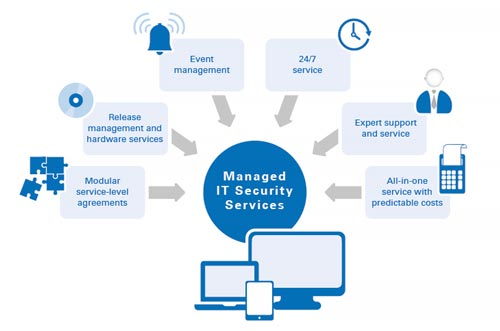 Managed Security Service Provider Roles Responsibilities