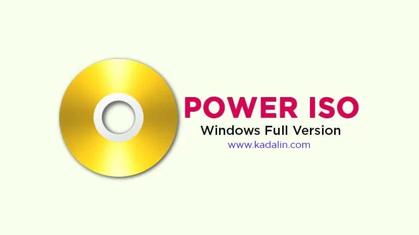 PowerISOFull Download Software