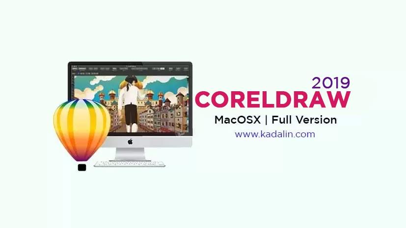 CorelDraw 2019 Mac Full Download