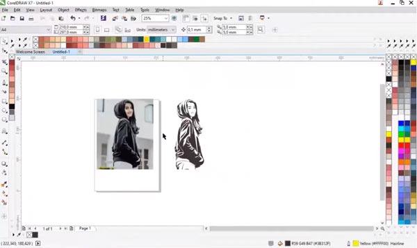 Download Corel Draw X7 Full