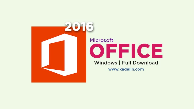 Microsoft Office 2016 Full Download With Crack