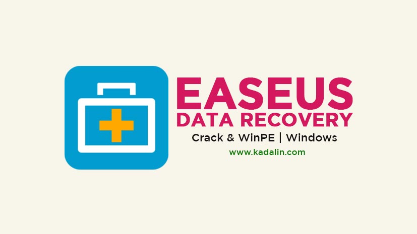 EaseUS Data Recovery Full Download With Crack