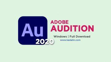 Adobe Audition 2020 Full Download Crack Windows