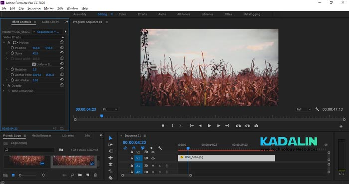 Adobe Premiere Pro 2020 Free Download For Video Editing