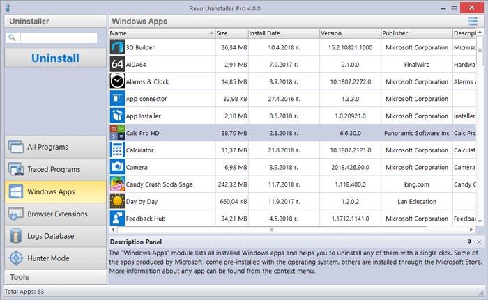 Download Revo Uninstaller Full