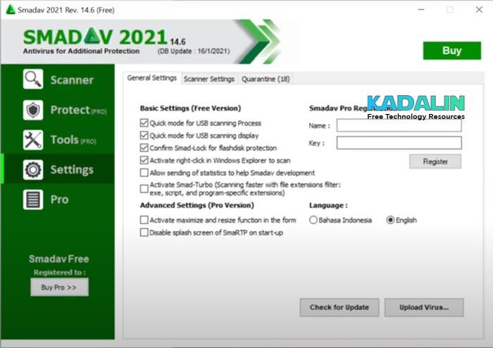 Download Smadav Pro Full Version Key Windows