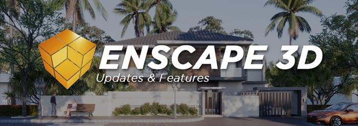 Enscape 3D Crack Full Features