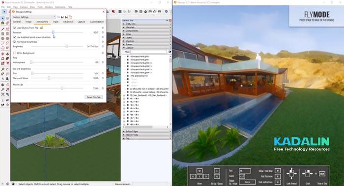 Enscape 3D Free Download