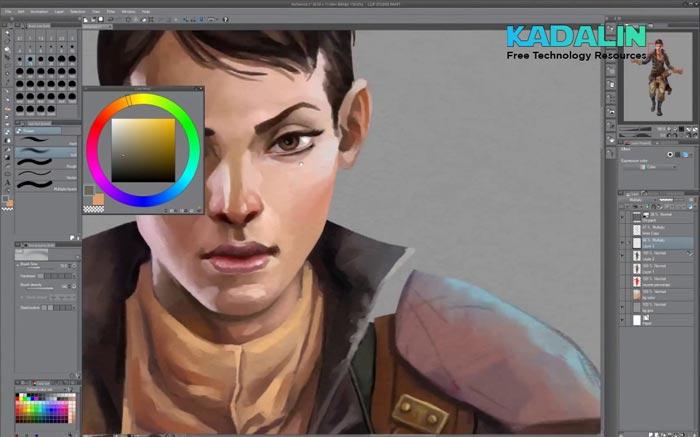 Free Download Clip Studio Paint Full Version
