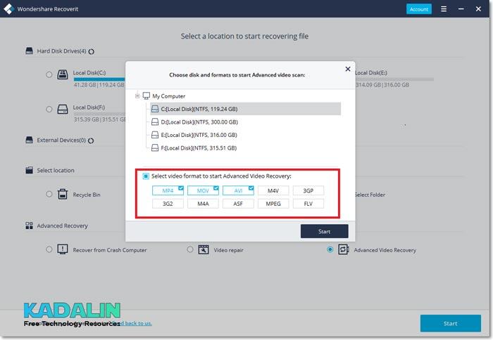 Wondershare Recoverit Crack Free Download Full Software