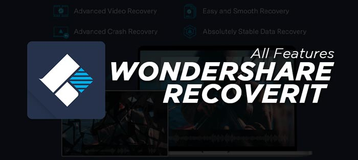 Wondershare Recoverit Full Features Crack Software