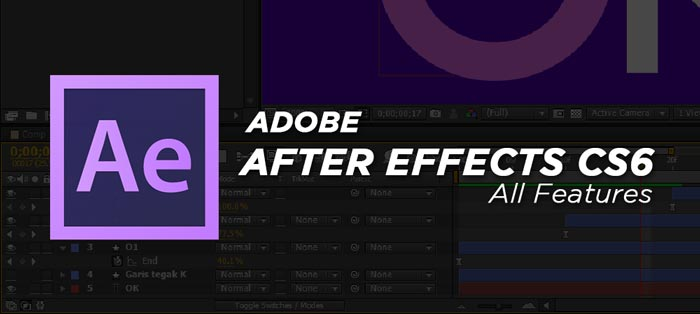 Adobe After Effects CS6 Full Software
