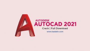 AutoCAD 2021 Full Download Crack Windows
