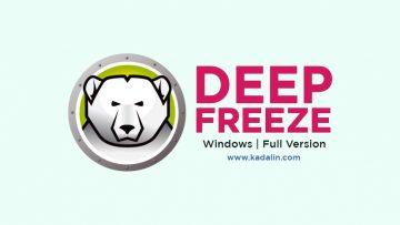 Deep Freeze Full Download Crack Free