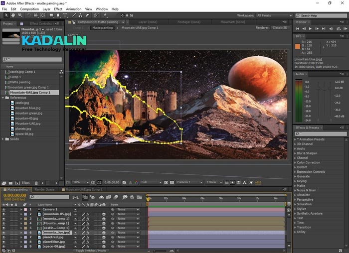 Download After Effects CS6 Full Crack