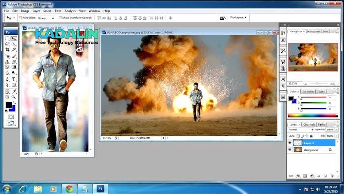 Download Adobe Photoshop CS3 Full Crack