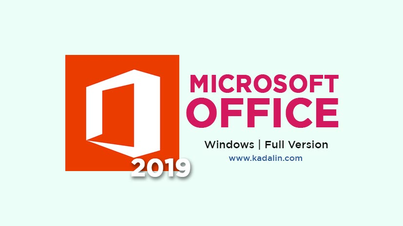 Microsoft Office 2019 Full Download With Crack