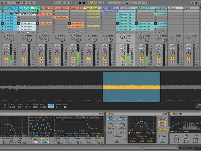 Ableton Live Full Crack Free Download