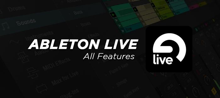 Ableton Live Full Software Features
