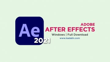 After Effects 2021 Full Download Crack Windows