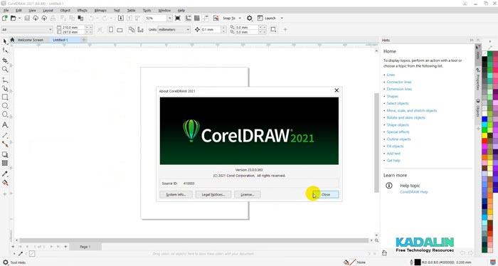CorelDraw 2021 Full Crack Free Download