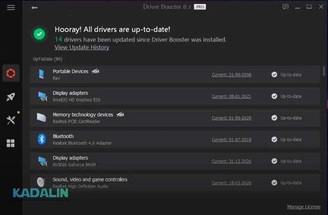 Download IObit Driver Booster Full Crack Windows
