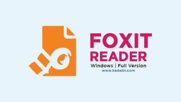 Foxit Reader Free Download Full Software Windows