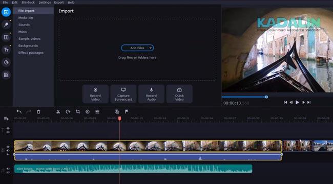 Movavi Video Editor 2021 Full Download Crack Windows