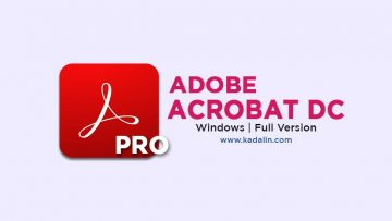 Adobe Acrobat DC Full Download Crack Windows