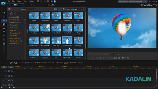 PowerDirector Ultimate 19 Full Download Crack Windows