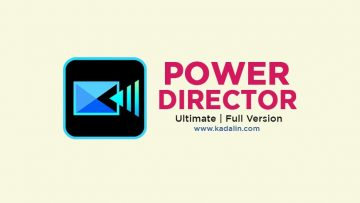 PowerDirector Ultimate Full Download Crack Windows