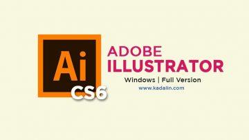 Adobe Illustrator CS6 Free Download Full Version Windows