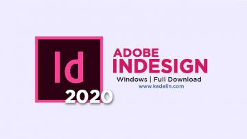 Adobe InDesign 2020 Full Download Crack Windows