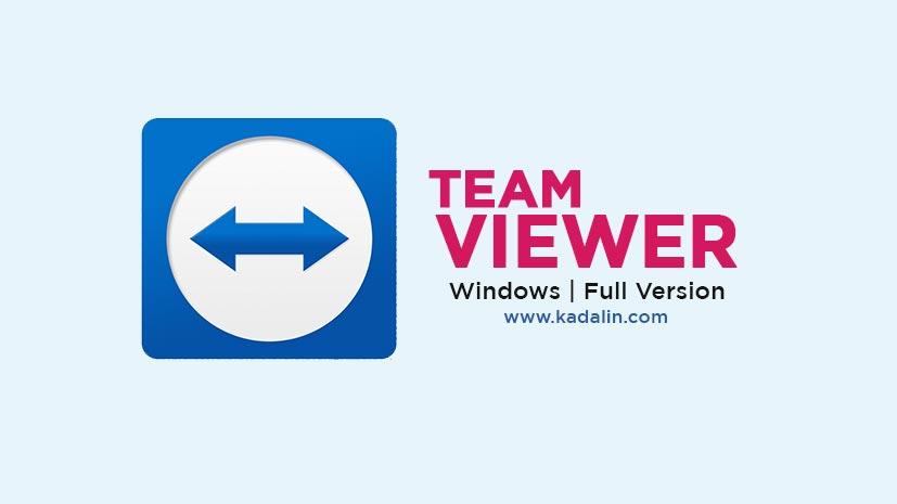 Team Viewer Free Download Full Software Windows