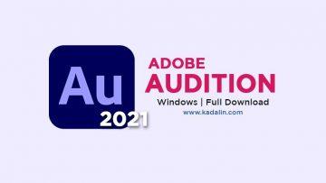 Adobe Audition 2021 Free Download Full Version Windows