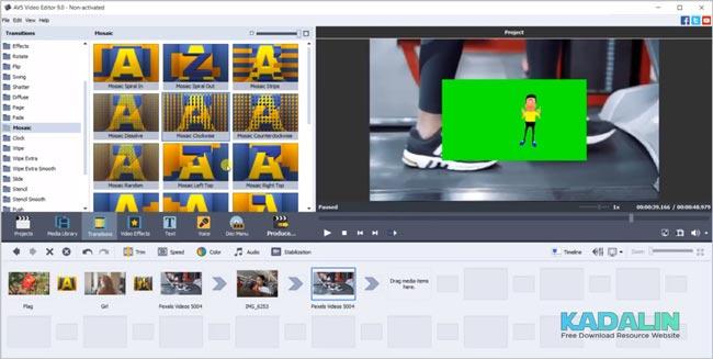 AVS Video Editor Full Download Crack Windows