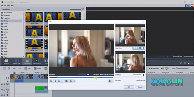Download AVS Video Editor Full Crack Windows