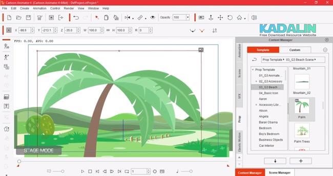 Reallusion Cartoon Animator 4 Full Download Crack Windows