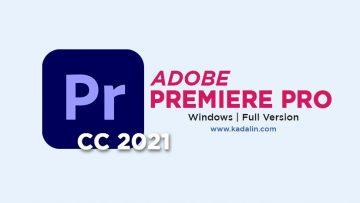 Adobe Premiere Pro CC 2021 Full Download Crack Windows