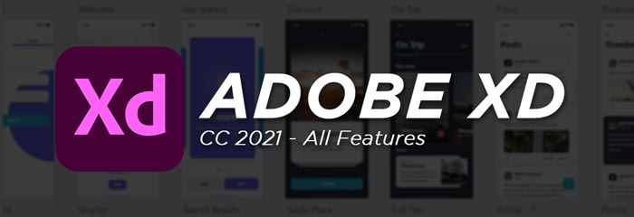 Adobe XD CC 2021 Full Software Features