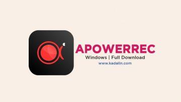 ApowerREC Full Download Crack Windows