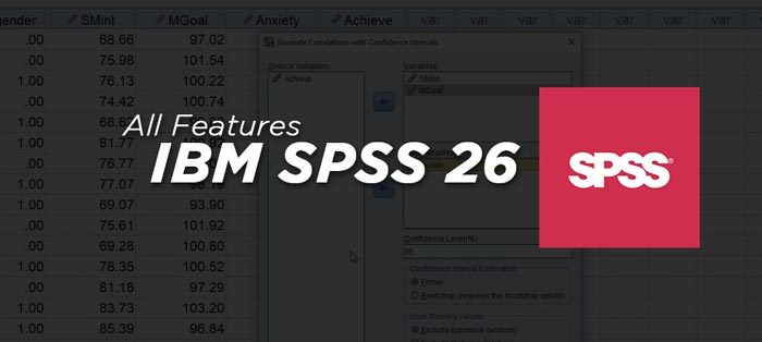IBM SPSS 26 Full New Features Software