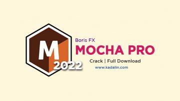 Mocha Pro 2022 Full Download Crack