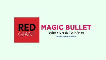 Red Giant Magic Bullet Suite Full Download With Crack