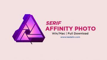 Serif Affinity Photo Full Download Crack
